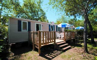 mobile homes and static caravans