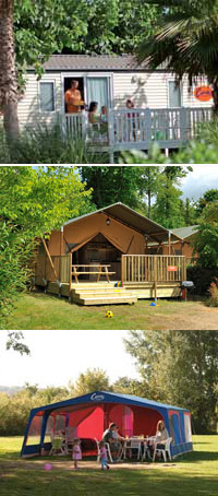 Canvas Holidays accommodation