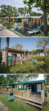 Roan Camping Holidays accommodation