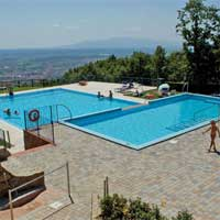 campsite Barco Reale in region Tuscany and Elba, Italy