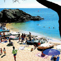 campsite Internacional Palamos in region Costa Brava, Spain
