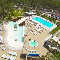 campsite Orlando in Chianti in region Tuscany and Elba, Italy