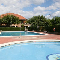 campsite Playa Joyel in region Cantabria, Spain