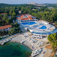 Campsite Porto Sole in region Istria, Croatia