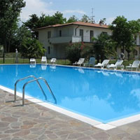 Campsite Rolli in region Lake Garda, Italy