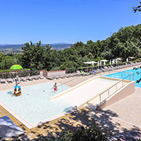 campsite Vallicella in region Tuscany and Elba, Italy